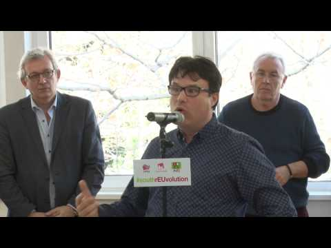 #SouthrEUvolution. Video summary 1st. European South Forum