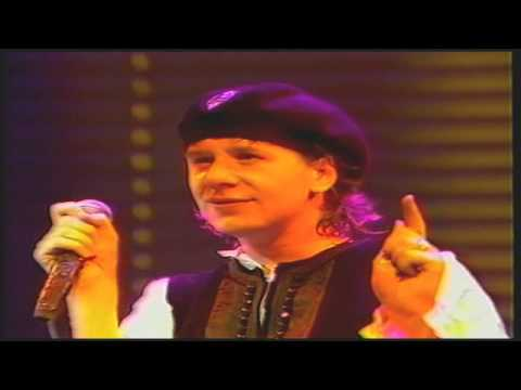 SIMPLE MINDS - Book Of Brilliant Things LIVE Ahoy 1985