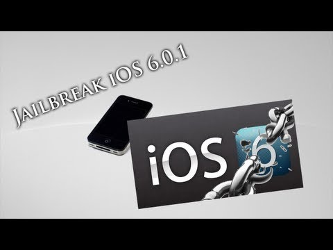 Jailbreak iOS 6.0.1 - Semi-Untethered iPhone 3Gs / iPhone 4 / iPod Touch 4G