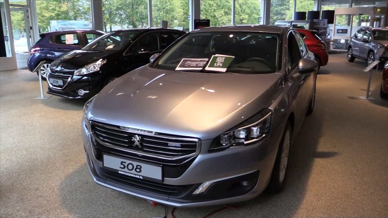 Peugeot 508 2015 In Depth Review Interior Exterior YouTube