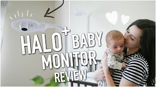 MOTOROLA HALO+ MONITOR REVIEW + GIVEAWAY! || BETHANY FONTAINE
