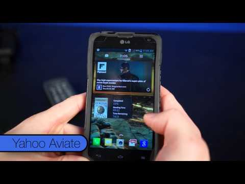 Yahoo Aviate Review - Tech Tips Suggested Software