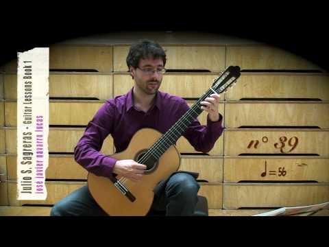 Хулио Сальвадор Сагрегас - Lessons IV (1-39)