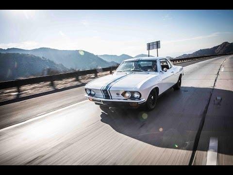 1966 Chevrolet Corvair Yenko Stinger - Jay Leno's Garage