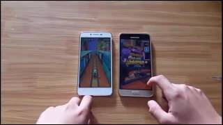 Speedtest Lenovo A6020 (K5 Plus) vs Galaxy J3