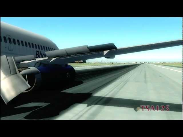 The Bhoja Air B737 Project