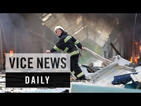 VICE News Daily: What Ceasefire? Fighting Rages in Eastern Ukraine
