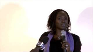 Fatou Diome au Goethe-Institut Senegal