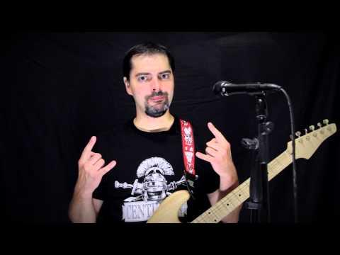 Как нарулить звук Slipknot на электрогитаре (Line 6 POD HD)