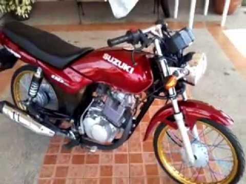 Suzuki Gd110 Setup Suzuki Gd110 Modified