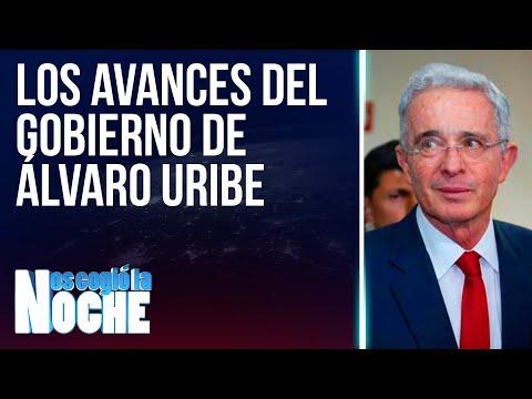 Álvaro Uribe Vélez en exclusiva con Nos Cogió la Noche. Bloque 1.