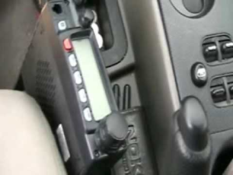 Ham Radio Install-Jeep Liberty-Part 2