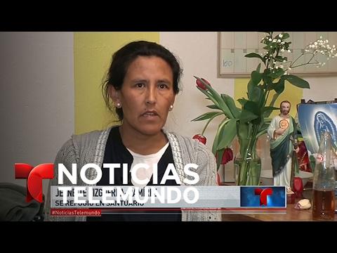 Madre Con Orden De Deportación Busca Refugio En Una Iglesia | Noticiero | Noticias Telemundo