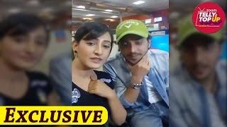 download lagu Tv Stars Kinshuk Vaidya & Shivya Pathania Live On gratis