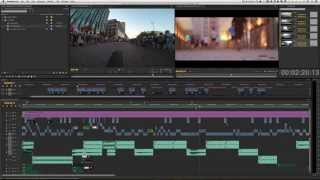 Editing101: PremierePro - Import and use 1080p50 / 60p for SloMo