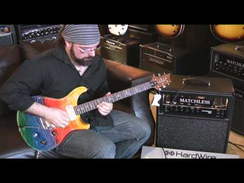 PRS Al Di Meola Prism signature guitar demo - World Guitars