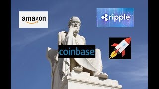 download musica Ripple XRP: March 2018 Amazon Google Coinbase: Where are we going
