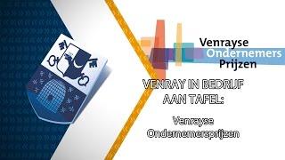 Venray in bedrijf aan tafel - 17 december 2016 - Peel en Maas TV Venray