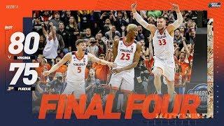 Virginia vs. Purdue: Elite 8 NCAA tournament highlights