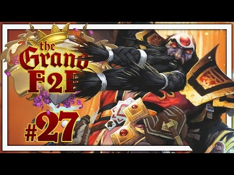 Hearthstone: The Grand F2P #27 - By the Power of Ragnaros! I Am Mediocre!