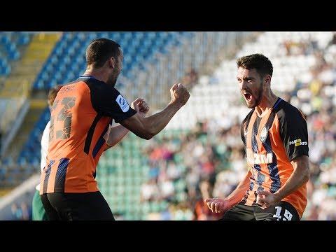 Vorskla 0-3 Shakhtar. Highlights (18/07/2017)