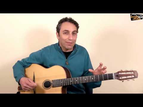 How To Play Gypsy Jazz Solos In The Style Of Django Reinhardt