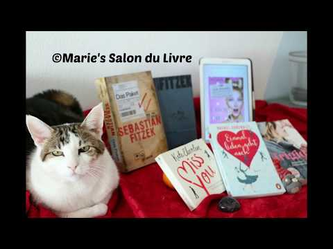 Marie's Salon du Livre Currently Reading UpDate