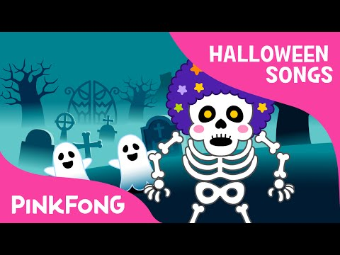 The Skeleton Band | Halloween Songs | PINKFONG Songs for Children
