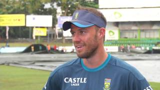 Proteas battle for No. 1 ranking