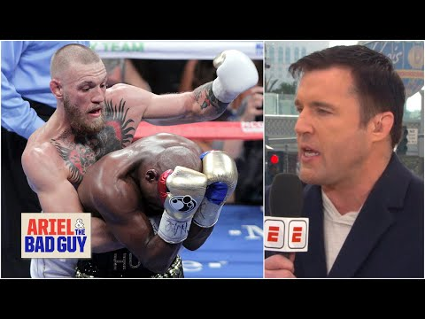 Chael Sonnen wants to see Conor McGregor continue boxing | Ariel & the Bad Guy