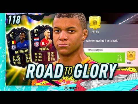 FIFA 20 ROAD TO GLORY #118 - MY CHOICE IS…