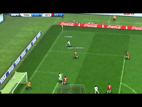 Real Madrid 2 0 Sevilla UEFA SUPER CUP 2014 MATCH Goals Amazing Cristiano Ronaldo Highights Gameplay