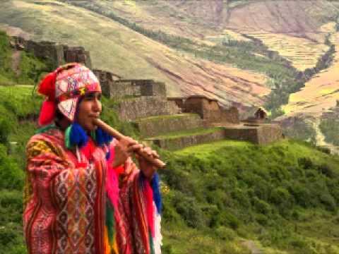 A través de los Andes - Pájaro Campana