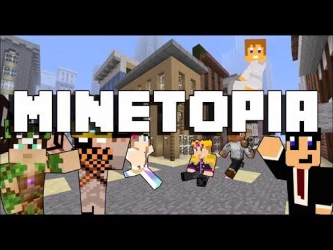 Minetopia #1   De Introductie