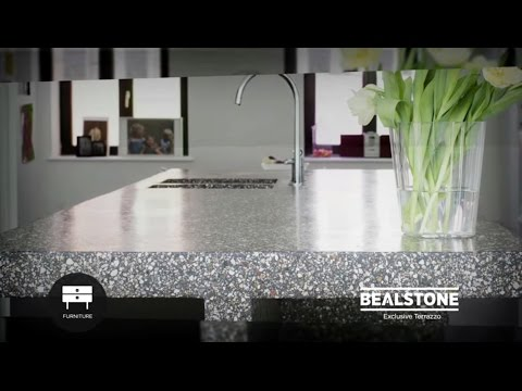 BEALSTONE | Granito type coating | Exclusive Terrazzo | Movie