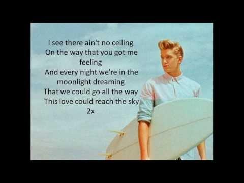Cody Simpson - No ceiling (Lyrics)