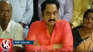 Actor Suman Expresses Thanks To CM KCR Over Gouds Welfare Schemes | Yadadri Bhuvanagiri