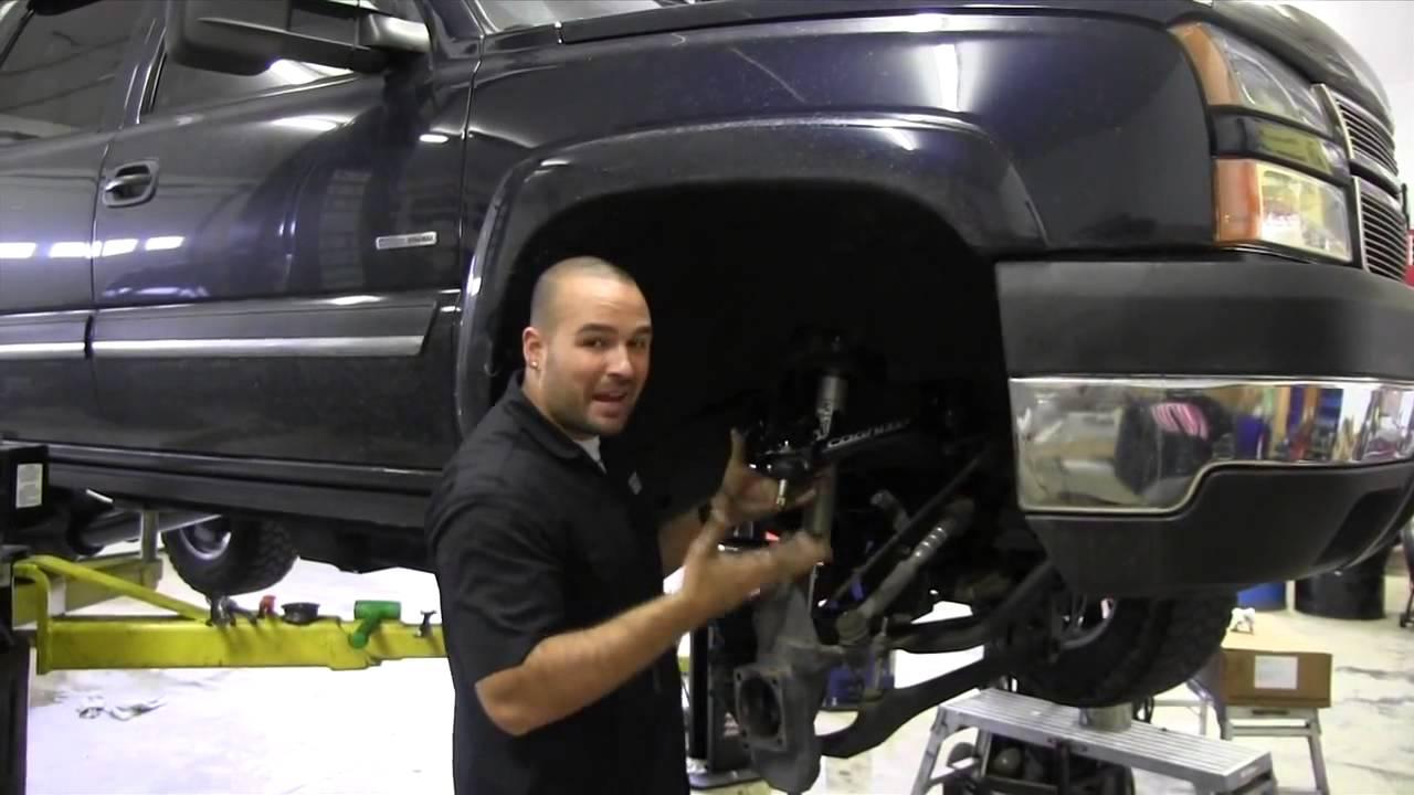 2006 duramax hub  cv axle  and cognito uca install