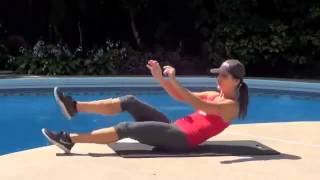 to show How To Reduce Belly Fat Within 14 Days For Women Top Ab Workouts   No Equipment Needed