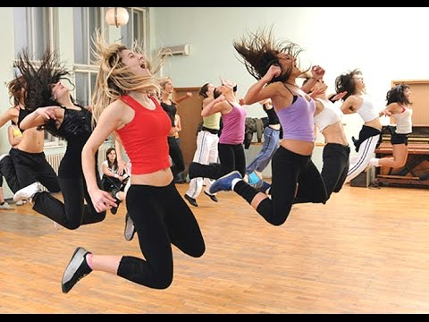 Dance Workout New 2015 - Full Dance Workouts To Lose Weight video