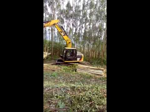 VID 20131028 -Log Grapple made by Hongwing Heavy Industry Co., Ltd