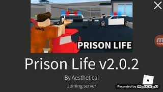 Roblox play the mannequin challenge in prison life