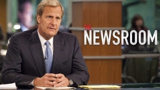 The Newsroom | HBO TV Premiere Review