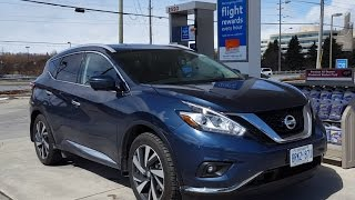 2017 Nissan Murano - Fuel Economy Review + Fill Up Costs