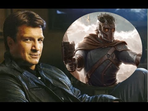 AMC Movie Talk - Nathan Fillion In GUARDIANS OF THE GALAXY, Chewbacca Back For STAR WARS