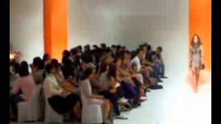 Fashion Week at Rockwell Tent