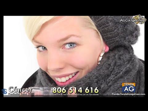 Predicción Cáncer 2013   Tarot Alicia Galván