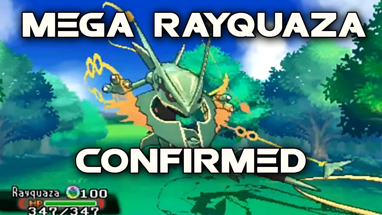 Omega Ruby And Alpha Sapphire Gameplay