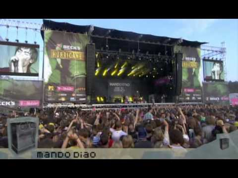 Mando Diao - 13 Sheepdog (Hurricane Festival 2006) Video
