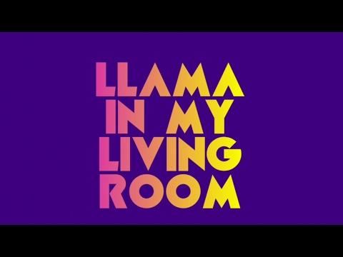 Aronchupa - Llama in My Living Room (Lyric Video)